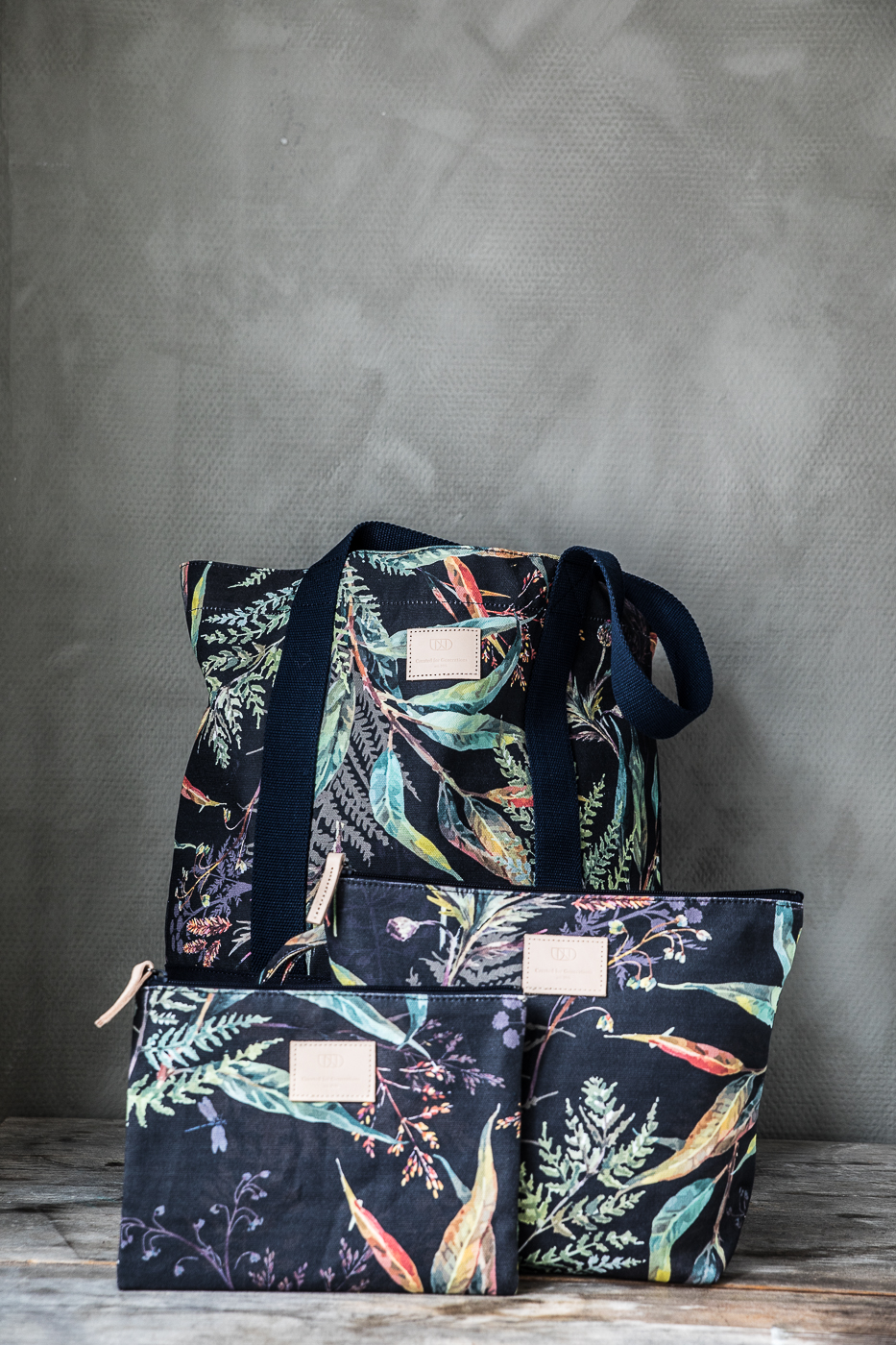 Carry On - a series of practical bags